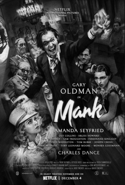 曼克 Mank