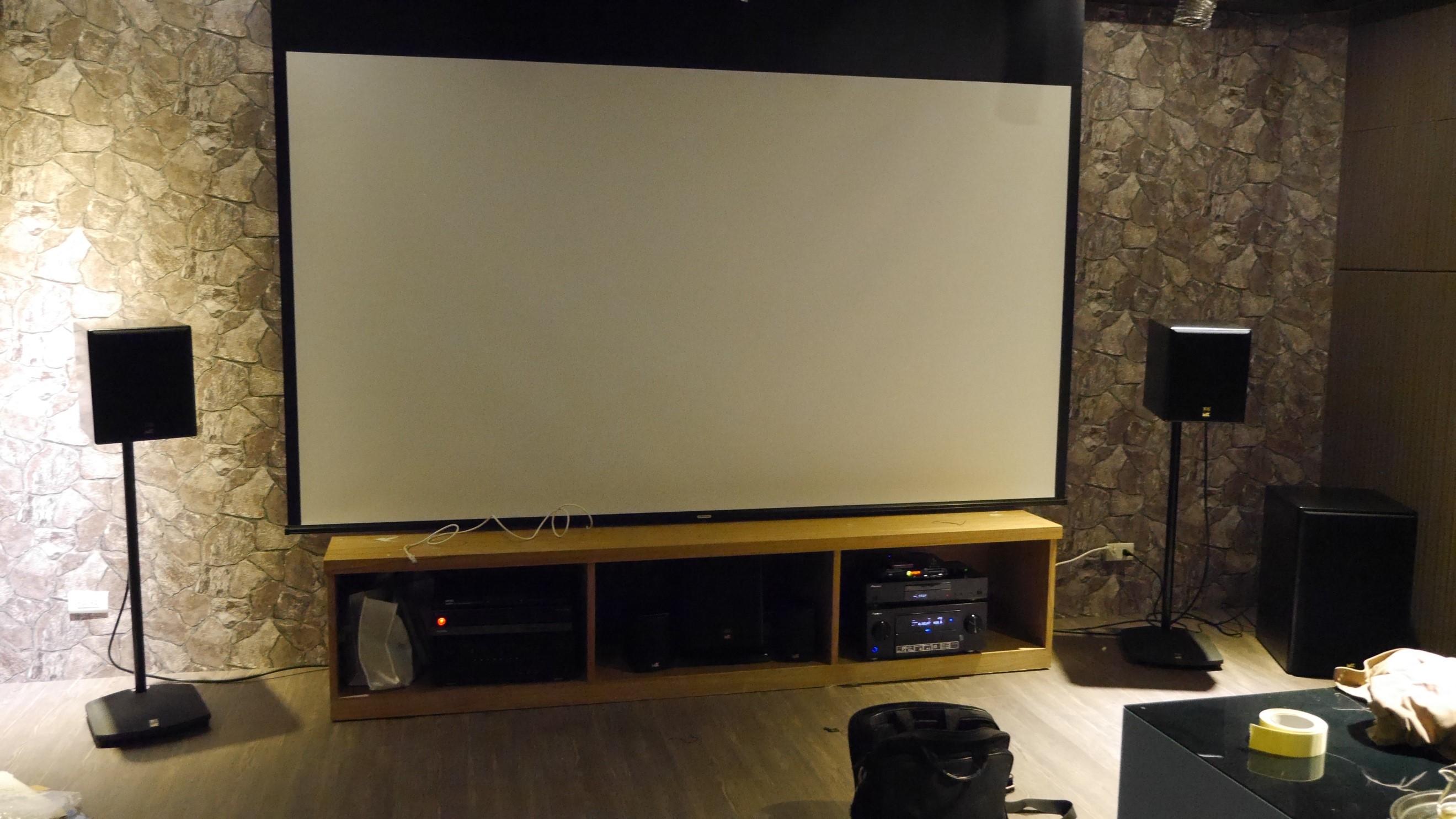 S150II系列經典最猛聲音 劇院SET