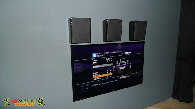 MP150與電視搭配安裝