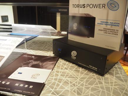 TORUS POWER-TOT SERIES的環形變壓電源處理器