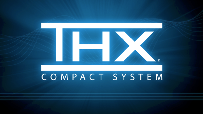 小型喇叭認證THX Compact Speaker Certification Program