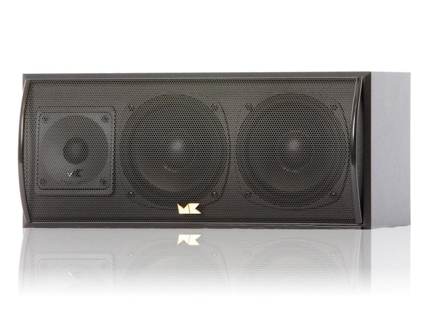 M&K SOUND 經典LCR-750喇叭橫躺