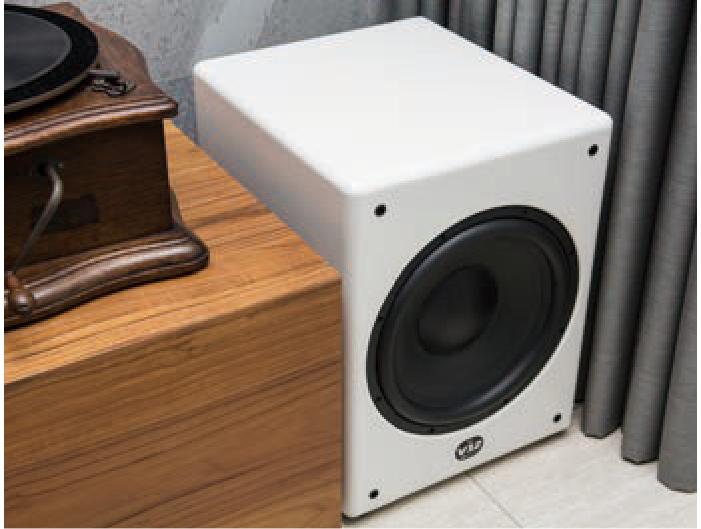 M&K Sound 品牌 V系列密閉式設計V12超低音喇叭