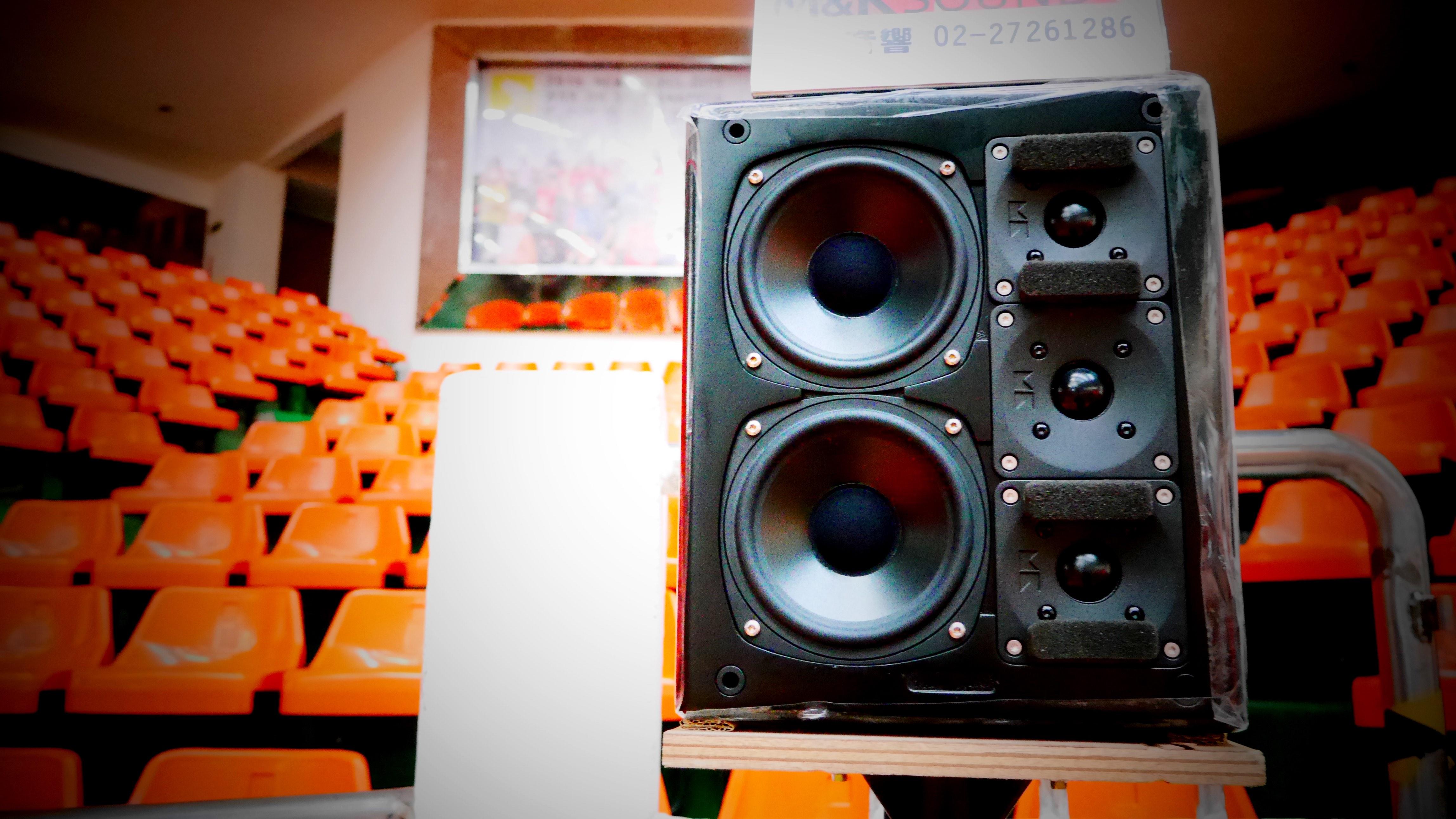 M&K SOUND次旗艦的S150主喇叭