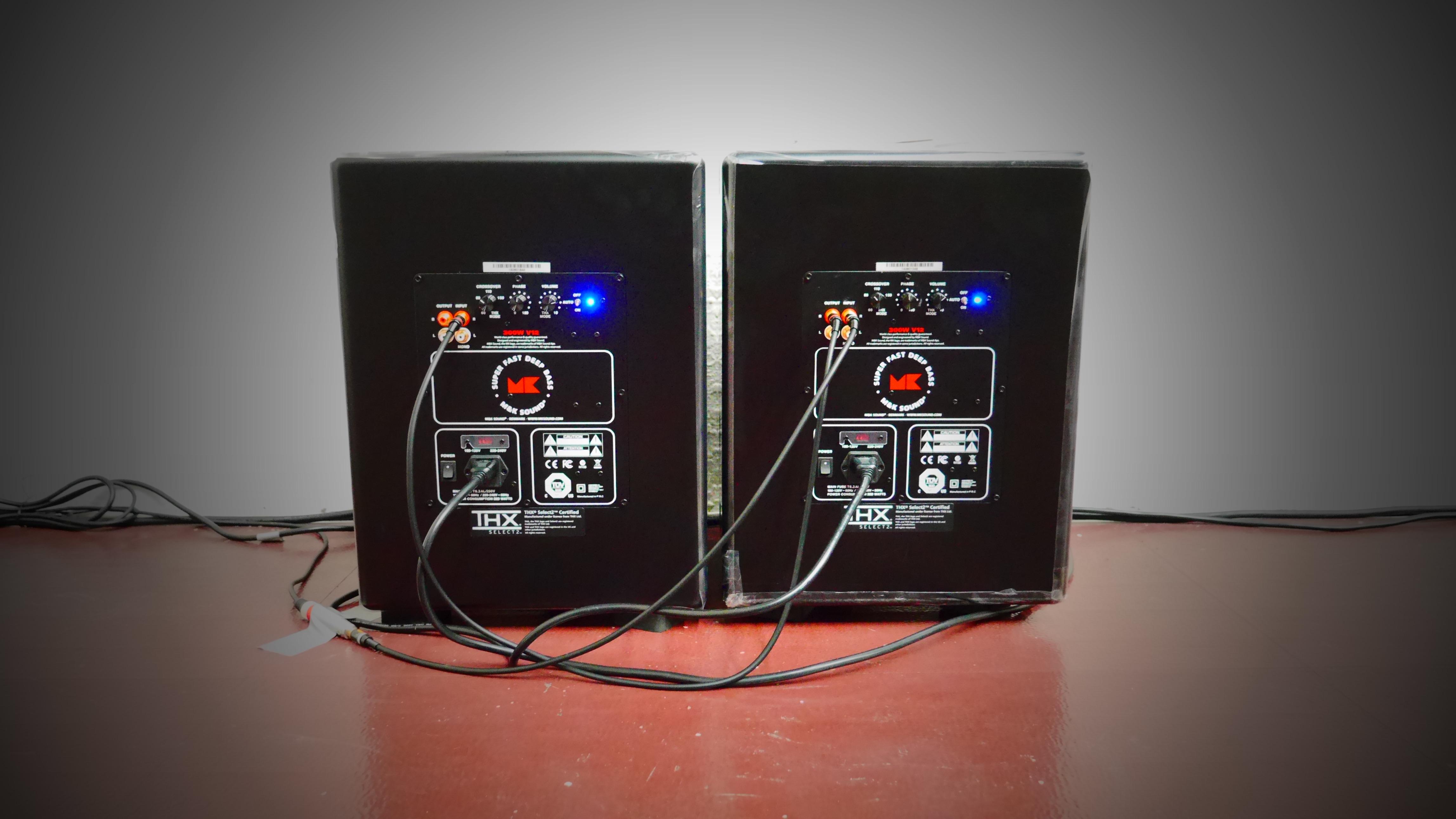 M&K SOUND次旗艦的S150主喇叭背板
