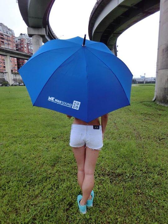 會員專屬的M&K尊爵傘