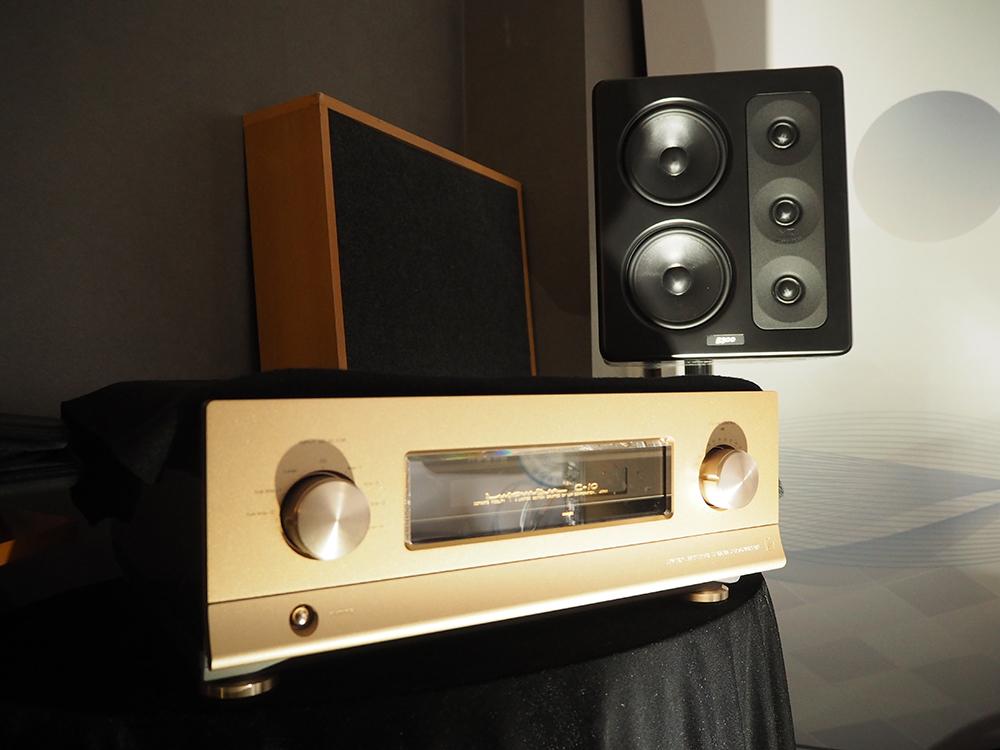 高雄音響展愷銳音響M&K SOUND S300展示