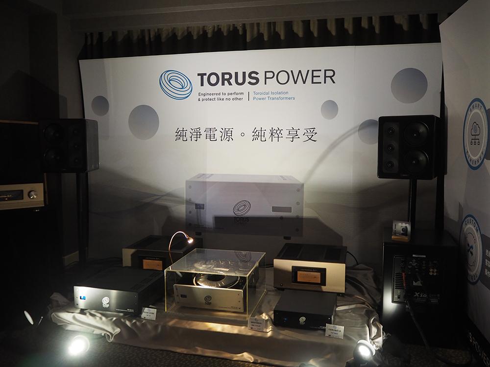 高雄音響展愷銳音響Torus Power、M&K SOUND展示