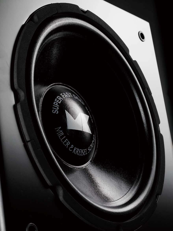 M&K SOUND SB-12主動式超低音單體