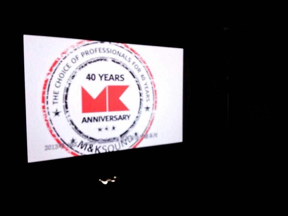 M&K SOUND40週年品牌與產品介紹片