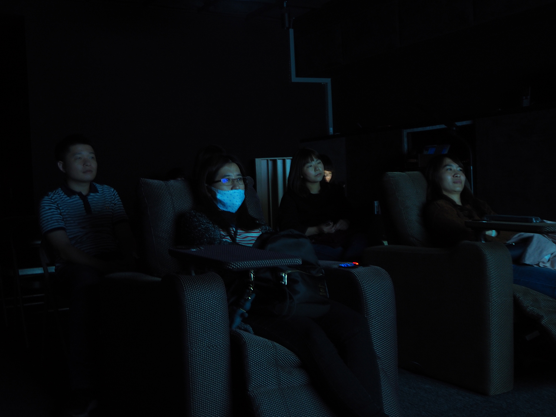愷銳音響音樂電影夜 Coldplay x M&K劇院演唱會台北場