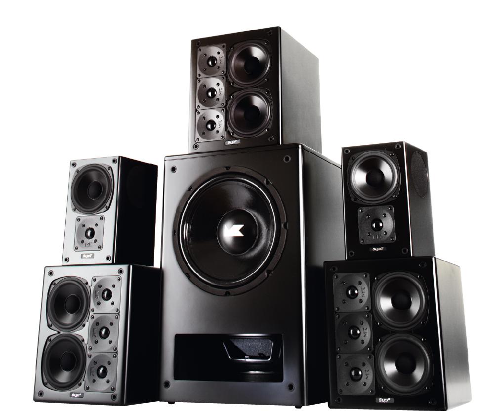 M&K SOUND S150II系統