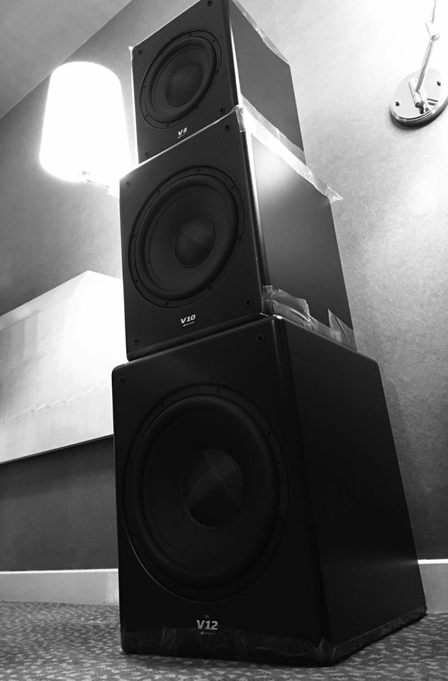 M&K SOUND V系列超低音