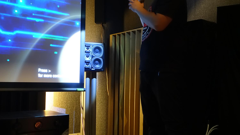 嘉義醉音音響 M&K Sound X Dolby Atmos劇院系統體驗會 S150II