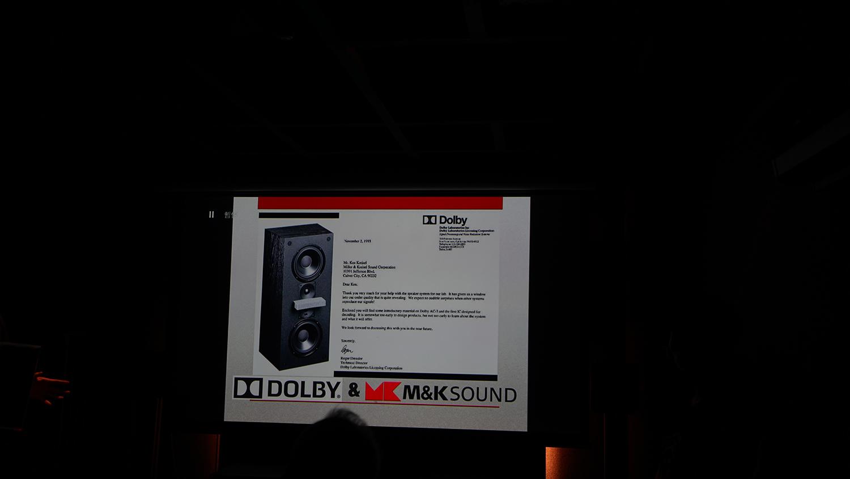 嘉義醉音音響 M&K Sound X Dolby Atmos劇院系統體驗會