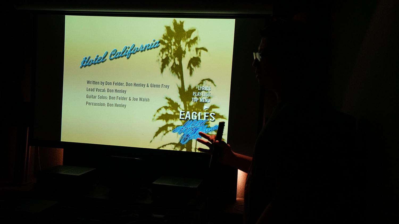 嘉義醉音音響 M&K Sound X Dolby Atmos劇院系統體驗會 Eagles〈Hotel California〉,