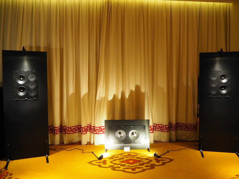2017台北音響展愷銳音響 M&K SOUND IW28S