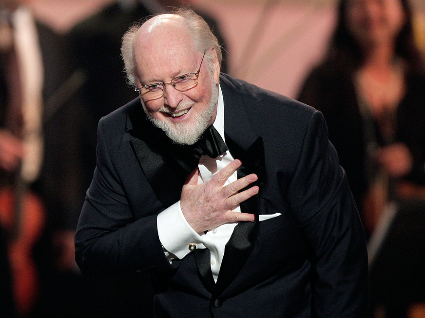 美國電影協會2016年頒發終生成就獎給配樂大師 John Williams