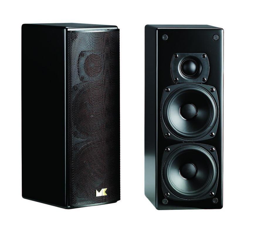 M&K SOUND M7 正面側面產品照
