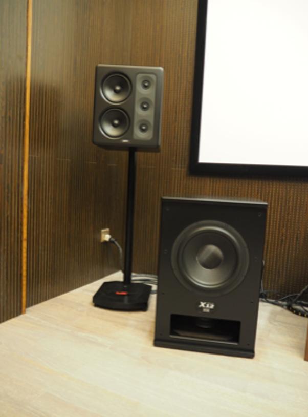 M&K超低音X12