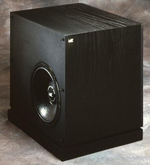 1989年M&K SOUND 第一款雙推挽超低音MX-2000