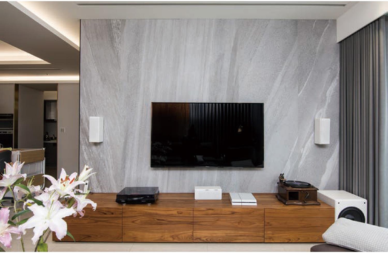 M&K SOUND M系列Life Style 喇叭白色烤漆融入居家風格