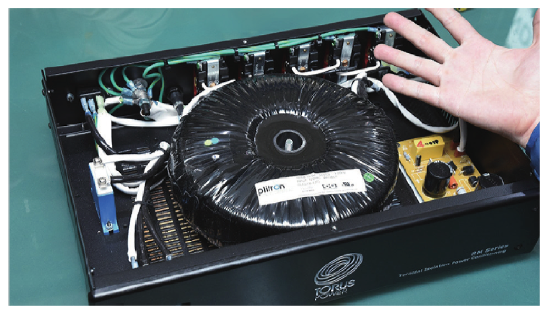 Torus Power電源處理器環形隔離變壓器