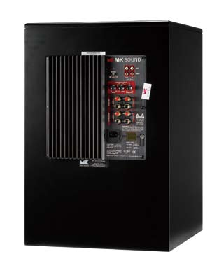 M&K SOUND MX250超低音正面照