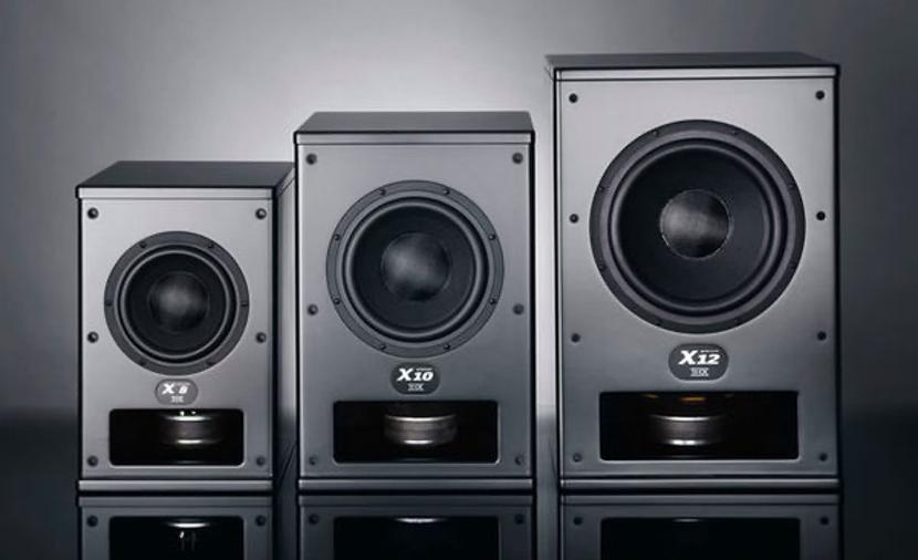 M&K SOUND 雙單體推挽式快狠準超低音X系列