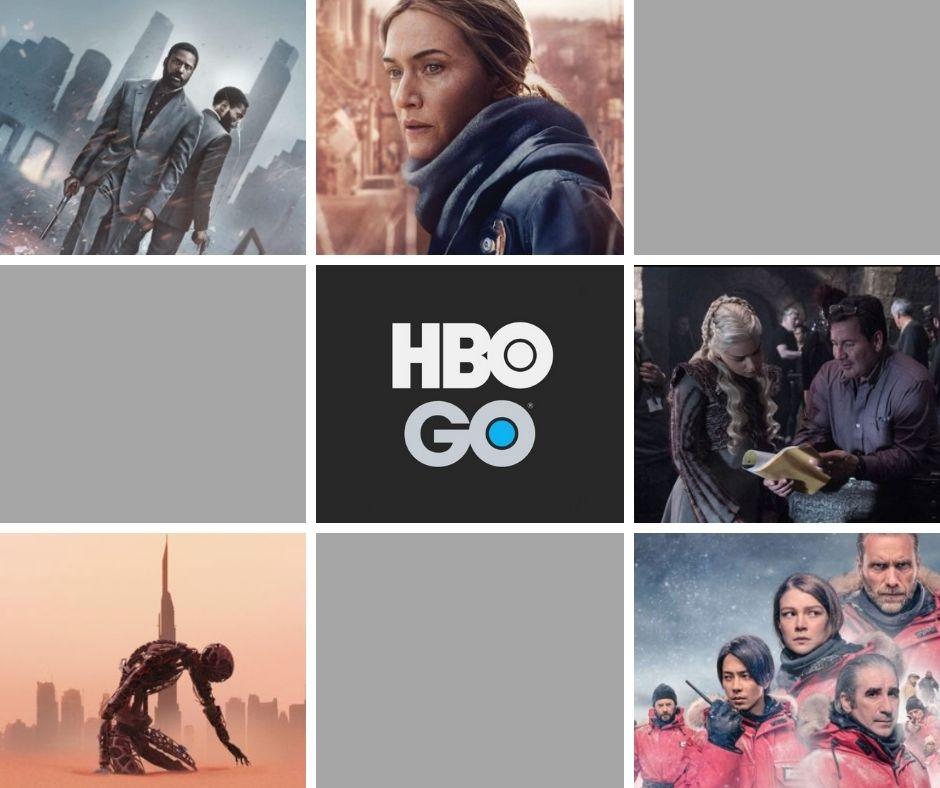 HBO GO recommend 非看不可 推薦