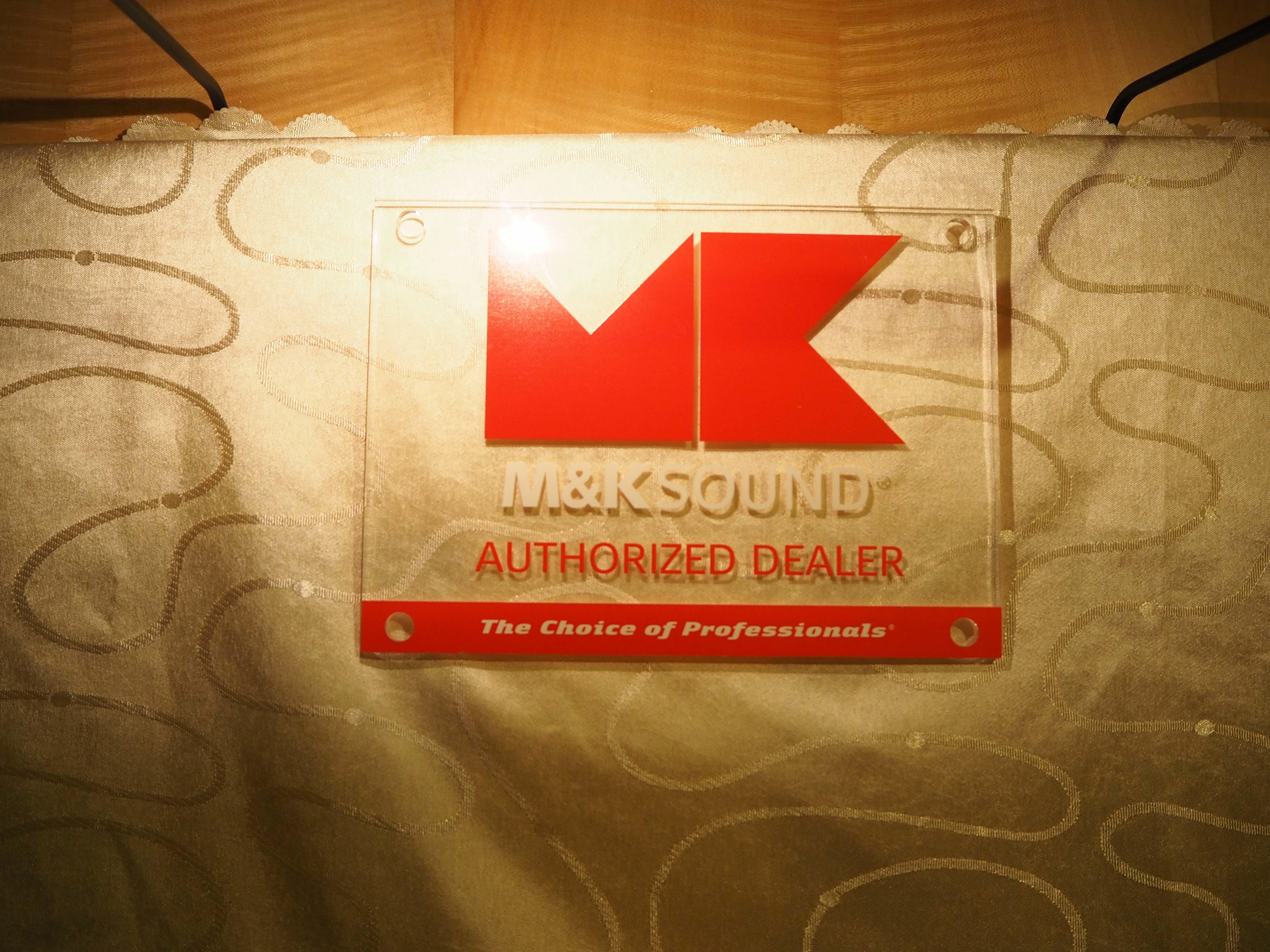 M&K SOUND 愷瑞音響
