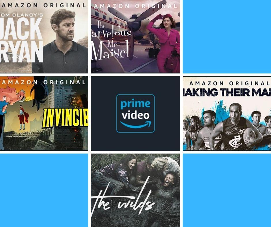 Amazon Prime Video recommend 非看不可 推薦